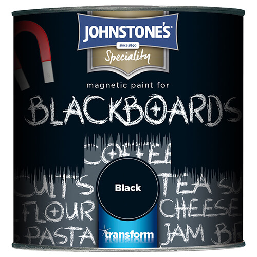 Magnetic Blackboard Paint